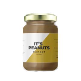 Zoete Moed It's Peanuts Kaneel