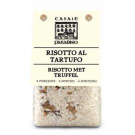 Casale Paradiso Risotto met Truffel