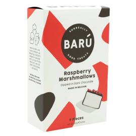 BARÚ frambozen pure chocolade Marshmallows