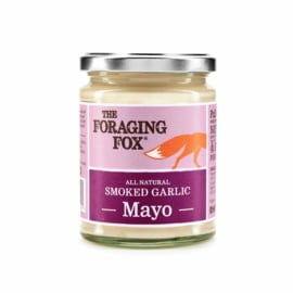 The Foraging Fox Smoked Garlic Mayo