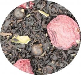 Grunneger wadden zwarte thee