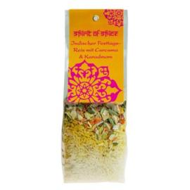 Spirit of Spice  Indische Feestdag-rijst met kruiden
