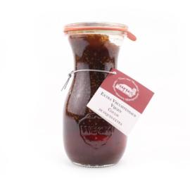 Vruchtensaus (Coulis) vijgen 280 ml.
