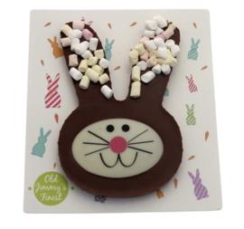 Haas Chocolade Marshmallow op kaart