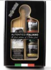 Bella Italia Gifset Spaghetti, Pasta saus & Pesto