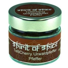 Spirit of Spice TelliCherry Urwaldpfeffer (Echt de beste peper voor in de keuken en voor op tafel! )