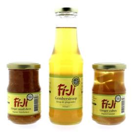 FI-JI natuurlijke gember producten