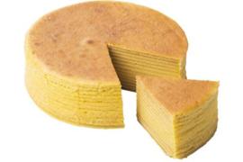 Spekkoek Banaan (doos 6 stuks)