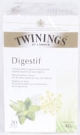 Twinings Welness Digestif 20 st. (wit)