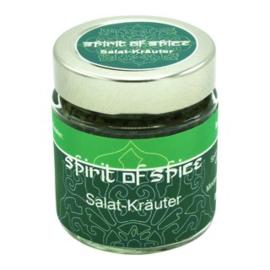 Spirit of Spice Salat kräuter als dressing  (echt heerlijk over de salade, lees de info)