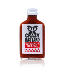 Crazy Bastard Super KILLING HOT Reaper Sauce