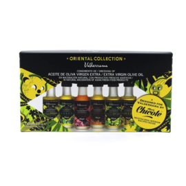 Valderrama The Oriental Collection MINI cadeauset 6 x 20 ml.
