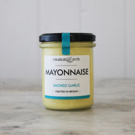 Charlie & Ivy's Gerookte Knoflook Mayonaise