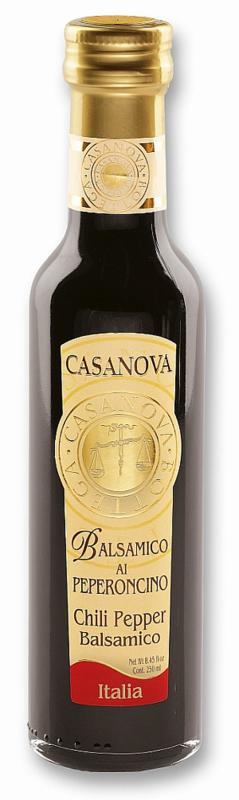 Casanova Aceto Balsamico dressing met chilipeper