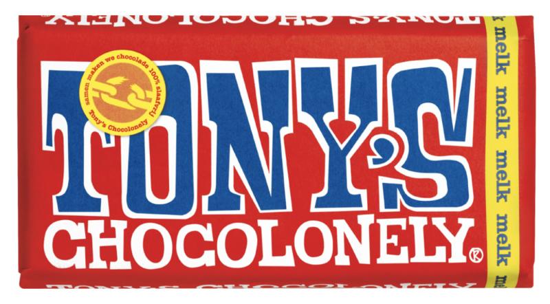 Tony's Chocolonely Melk 32%