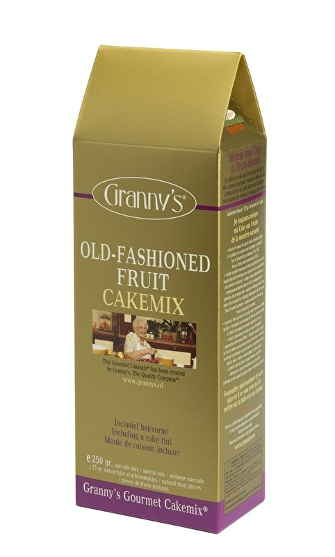 Granny's  old fashioned fruitcake mix