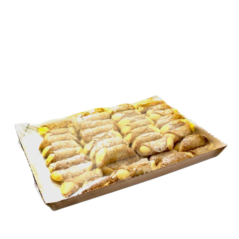 Dolciaria Cerasani Cannoli Zabaione 1,5 kg.