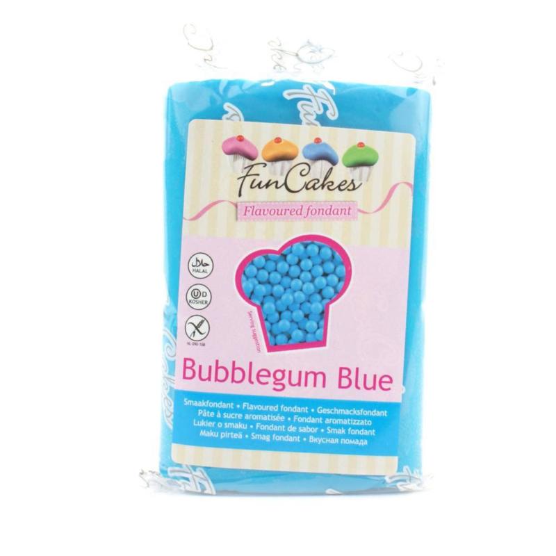 FunCakes Funcolours SmaakFondant Bubblegum