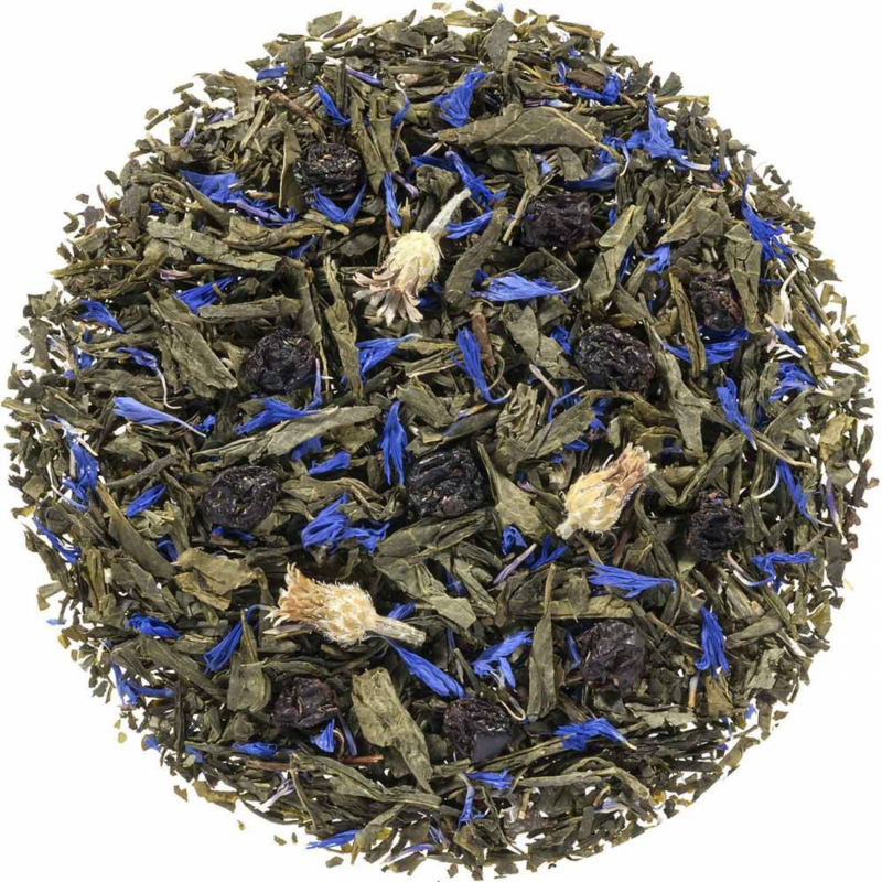 Natural Leaf Tea Blueberry Hill (groene thee)