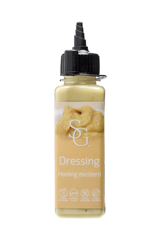 SMAAKgeheimen Dressing Mosterd Honing