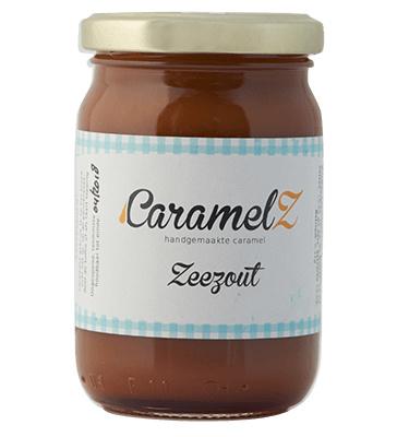 CaramelZ Karamel Zeezout 225 gram