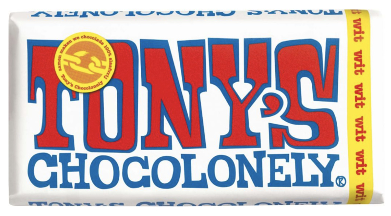 Tony's Chocolonely Witte Reep