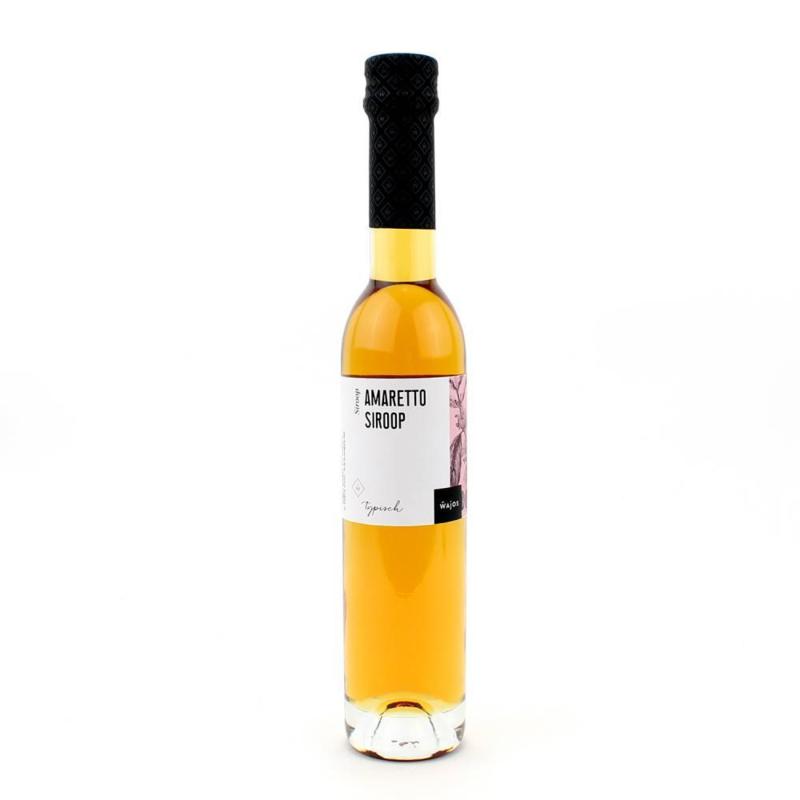 Wajos Amaretto siroop 250 ml.