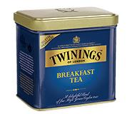 Twinings Thee Los in blik Breakfast Thee 200  gram