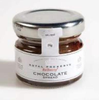 Belberry Chocoladepasta MINI