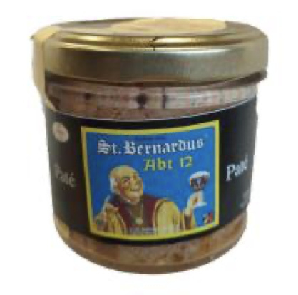 De Veurn' St. Bernadus Bier Paté