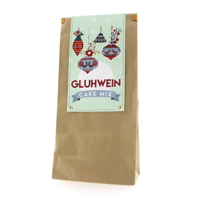 Concept Unie Winterdays Gluwein Cake mix