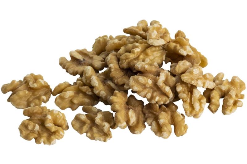 Gepelde walnoten uit Chili*