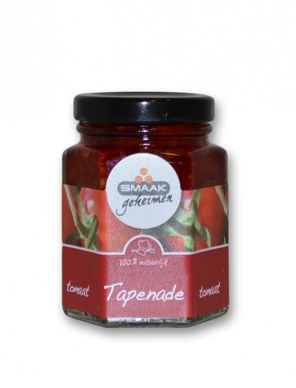 SMAAKGeheimen tomaten tapenade