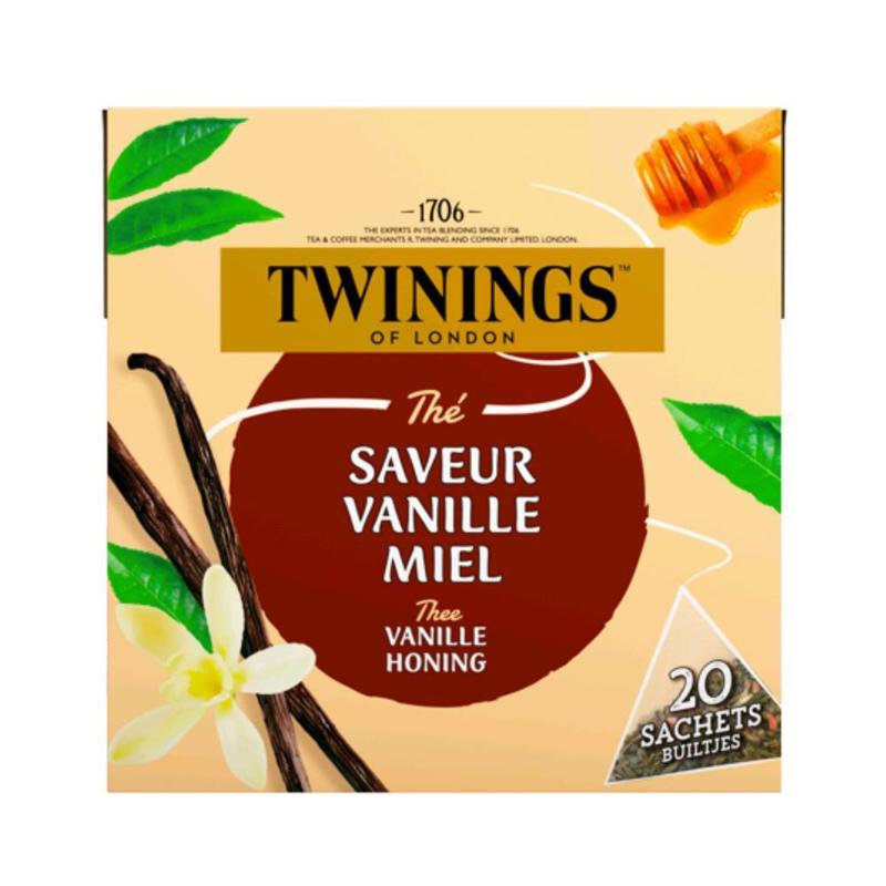 Twinings Thee Vanille Honey