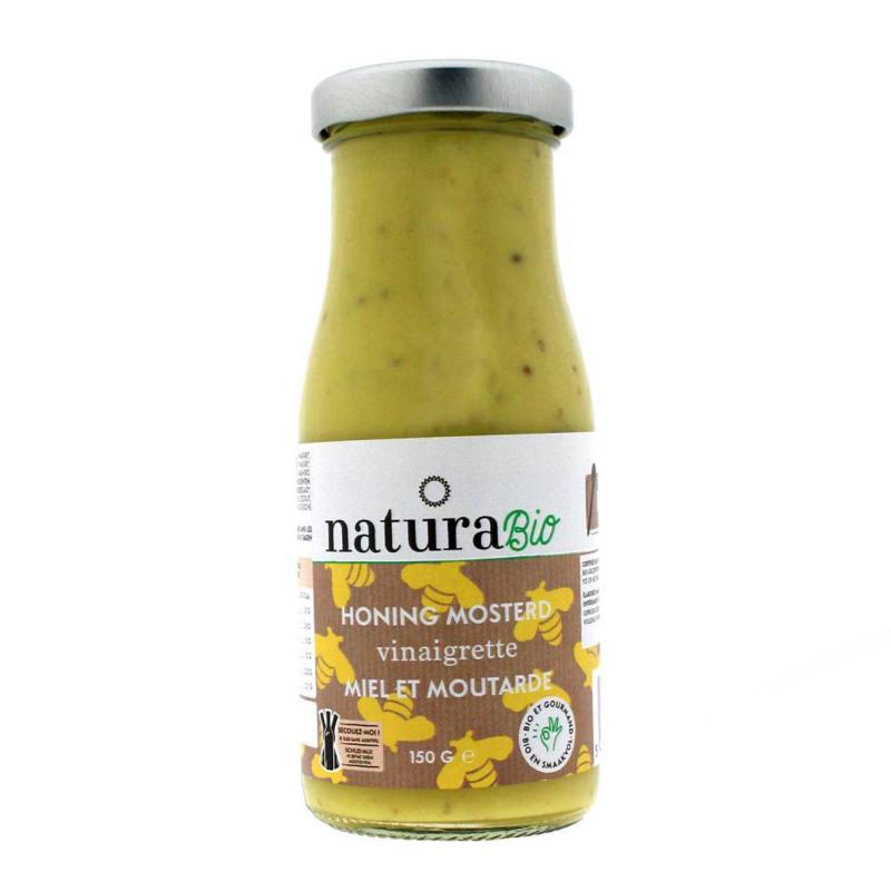 Natura  Honing Mosterd Moutarde Vinaigrette / dressing