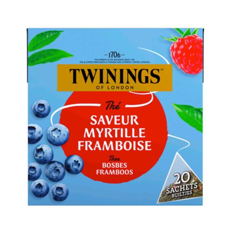 Twinings Thee Blueberry Raspberry