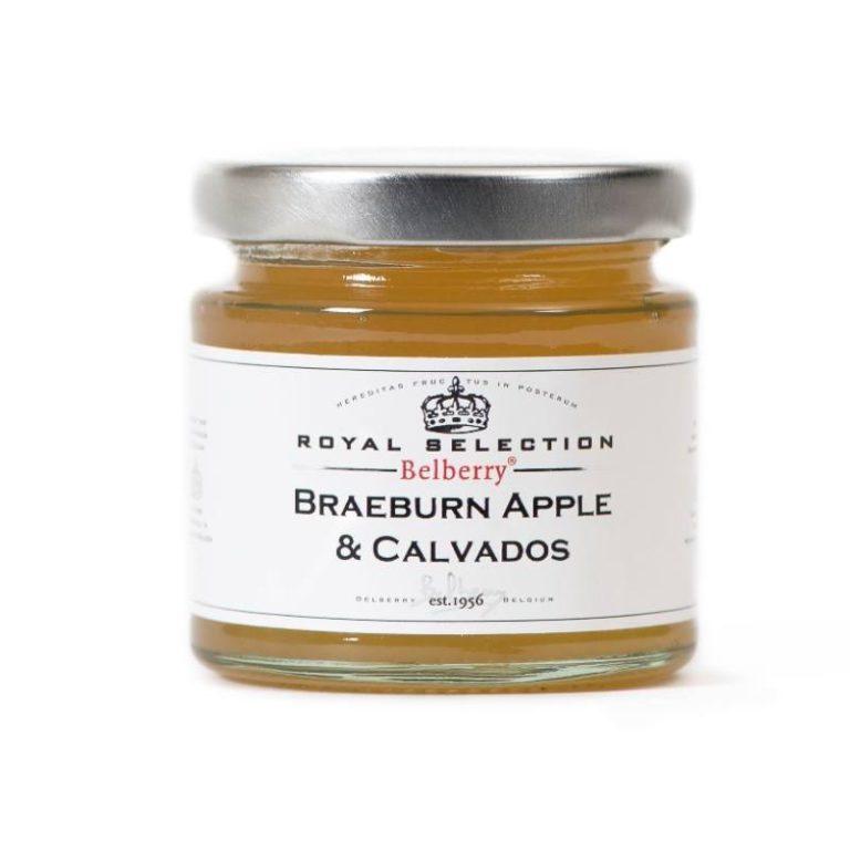 Belberry Appel met Calvados jam