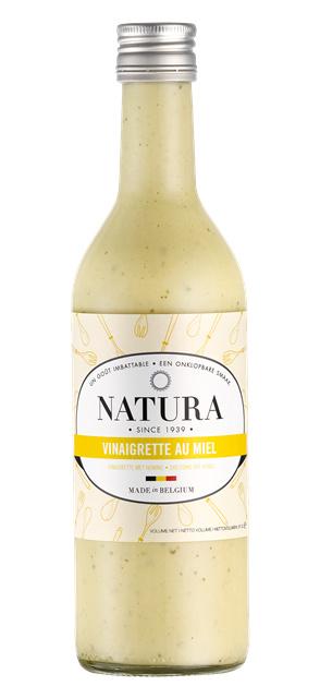 Natura Vinaigrette / dressing met Honing
