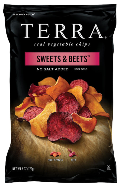 Terra chips Sweets & Beets