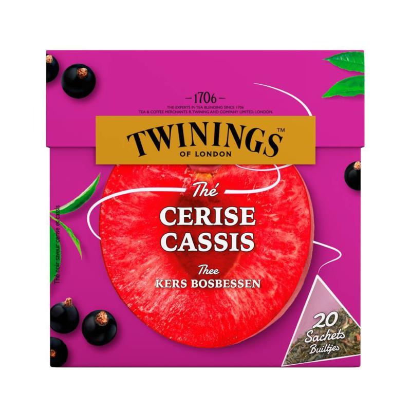Twinings Thee Cherries & Blueberries