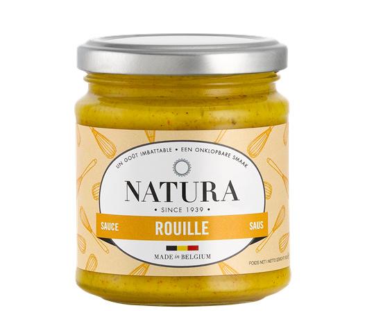 Natura Rouille saus