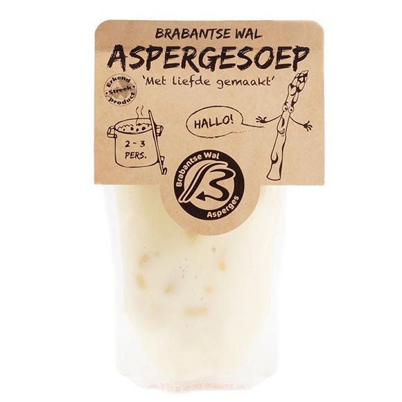 Aspergesoep Brabantse Wal