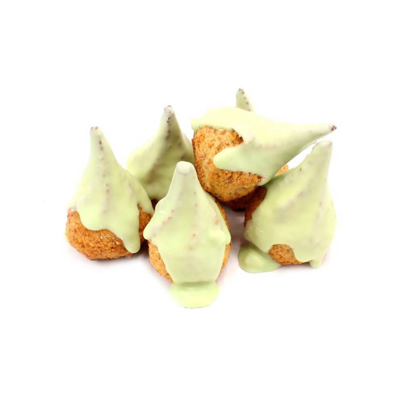 Dolciaria Cerasani Vijgenkoekje Groene Choco 2 kilo