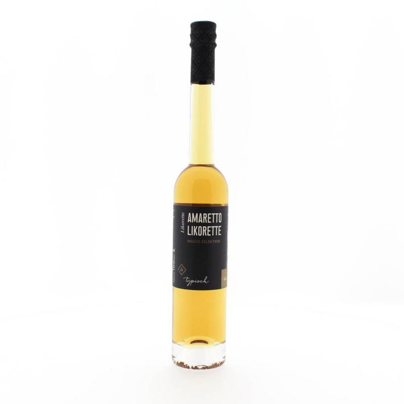 Wajos Amaretto likeur 100 ml.