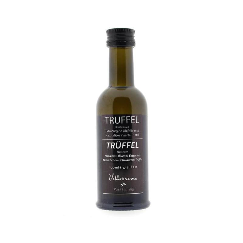 Valderrama Olijfolie Ocal Zwarte truffel