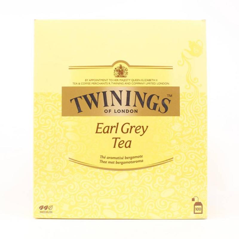 Twinings Thee Earl Grey 100 st.