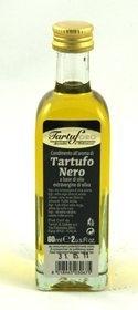 Tartuforo olijfolie E.V. met zwarte truffel 60 ml.