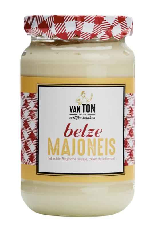 van TON  Belze Majoneis