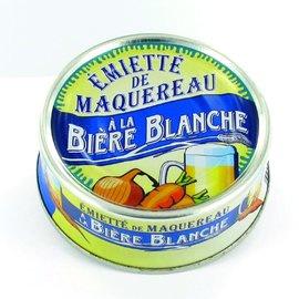 La Belle-Iloise - Emietté van Makreel in witbier
