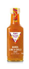 Cottage Delight Tropische Mango & Chili Saus BBQ